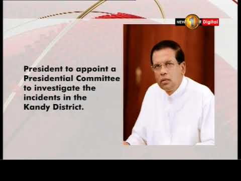 kandy incident presi|eng