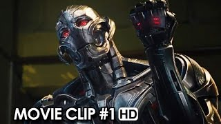 Avengers: Age of Ultron Movie CLIP #1 (2015) - Avengers Sequel Movie HD
