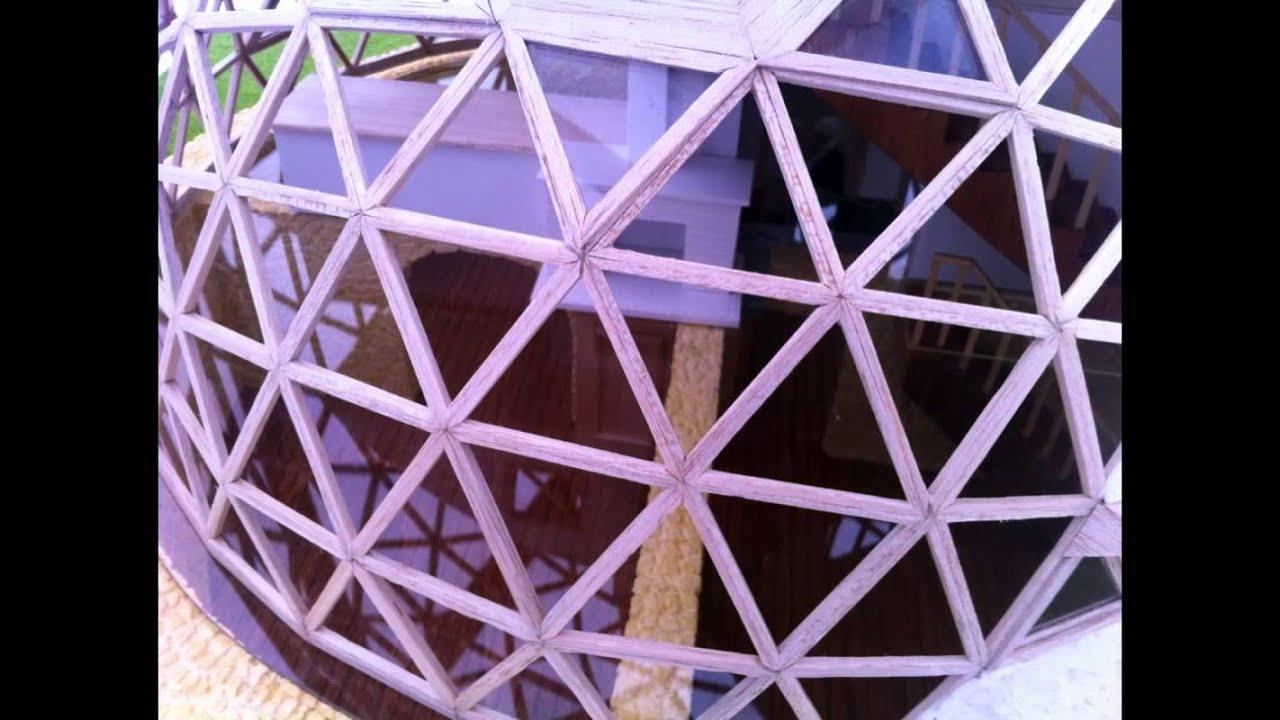 Casa geod sica murciadespierta youtube - Casas geodesicas ...