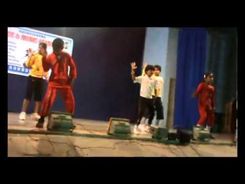 dum dum dol bajey - Raghavendra Dance School