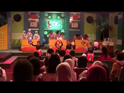 Istiqomah - tari balon di TVRI Yogyakarta
