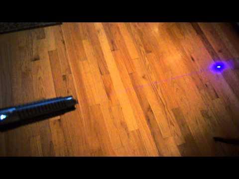 Wicked Lasers Arctic Spyder III Laser