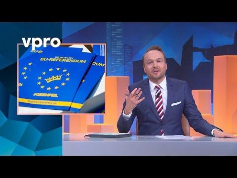 Zondag met Lubach S04: aflevering 7 - Het Oekraïne-referendum