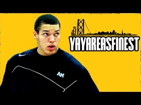 Aaron Gordon IS YAY AREA'S FINEST!!! CRAZY Senior Year Mixtape!!!