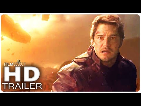 AVENGERS INFINITY WAR: Star Lord is afraid Trailer (2018)