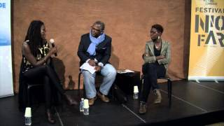 Nio Far - Paris | Débat avec Rokhaya Diallo et Alice Diop