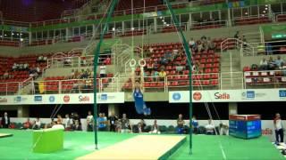 Rio de Janeiro - Test Event: Ludovico Edalli / Anelli (qualifiche)