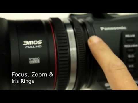 Unboxing Panasonic Ag Ac90