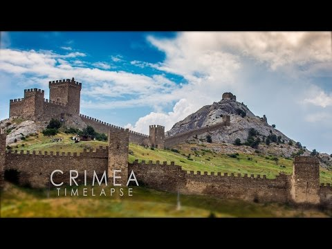 CRIMEA - A Time-Lapse Journey | Timelapse Video