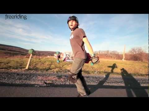 Fall Sessions Ep.3 Kyle Gallagher Longboarding