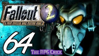 Let's Play Fallout 2 (Blind), Part 64: Lenny & Wooz