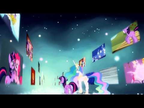 My Little Pony La Magia de la Amistad . La Balada de Celestia (720p) Latino