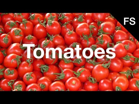 Health Benefits of Tomatoes   Food Science