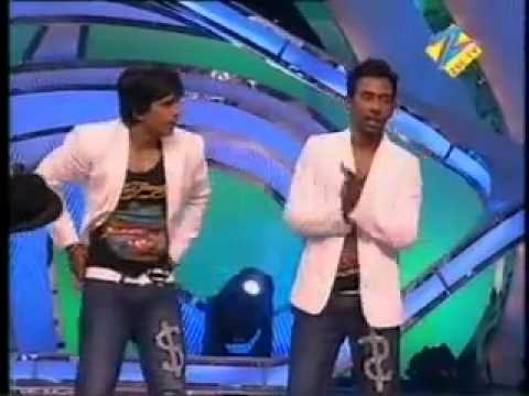 Dharmesh Sir & Siddhesh ( Lift Karade ) Dance India Dance Season 2 video