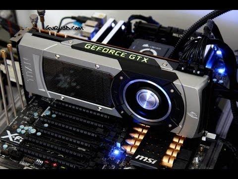 Поразмышляем о GeForce GTX TITAN