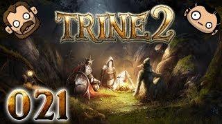 Let's Play Together Trine 2 #021 - Grüne Grütze ist grün  [720p] [deutsch]