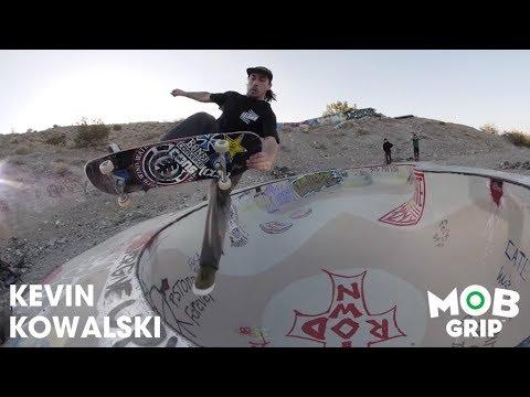 Kevin Kowalski: The Grippiest   MOB Grip