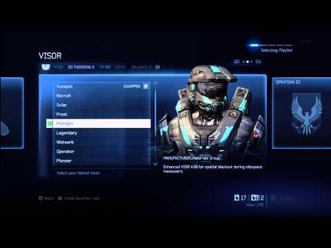 Halo 4 - Max Rank