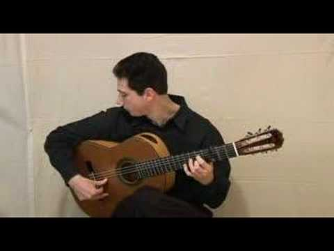 Spanish Guitar: Danza Arabe by Sabicas
