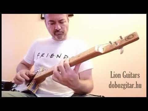 Szivardoboz gitár (CBG) #29 demó by Erszény Krisztián, part 2