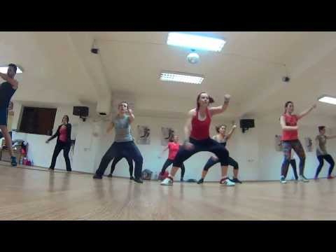 Zumba - ''papi Chulo'' With Kate Kazumba video