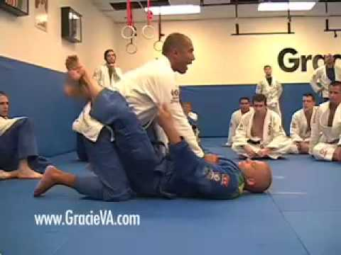Royce Gracie Teaching at Capital Jiu-Jitsu Image 1