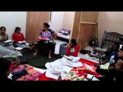 Worship Tabernacle Church Dubai 13-08-2015