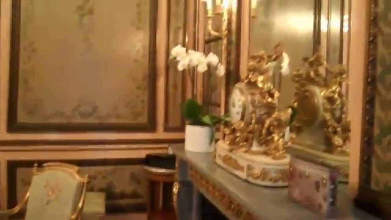 Our Beautiful Duc De Crillon Suite In Paris At The Hotel