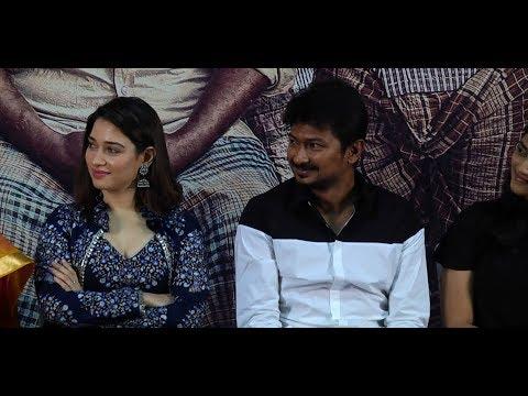 Kanne Kalaimaane Press Meet 🛑 Live | Udhayanidhi, Tamannaah thumbnail