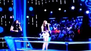 Kate Botello Vs Lych Rdz Cantando  La Soledad En Las Batallas 20 Octubre 2013