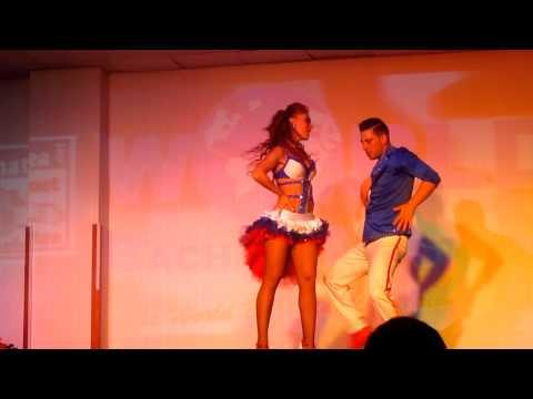 DANIEL Y DESIREE España COREOGRAFIA EN EL WORLD BACHATA MASTERS 2013