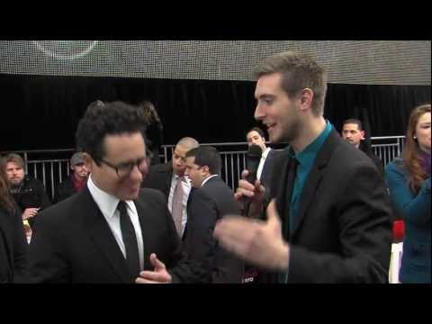 MISSION IMPOSSIBLE Ghost Protocol Interviews - Cruise, Abrams, Patton, Bird