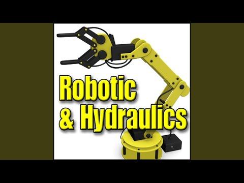 Robotics Robot, Industrial, Slow Tempo, Industry, Tools, Hydraulics, Servos & Robotics