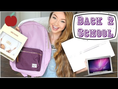 Back to School Supplies Giveaway! | Meredith Foster