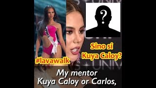 Catriona Gray's REVEALED her Trainers