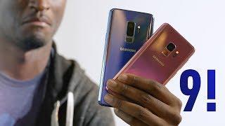 Samsung Galaxy S9 Impressions!
