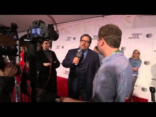 Jon Favreau Goes Back to His Roots