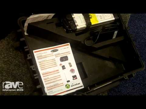 InfoComm 2015: Airstar Explains Sirocco Portable Lighting Balloon