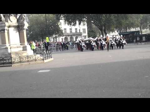 HMS Westminster freedom of Westminster 2014