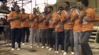 Watch Ladysmith Black Mambazo Hello My Baby video