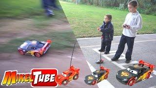 RC McQueen Junior, Carbon y Drifting de Cars a prueba en Español