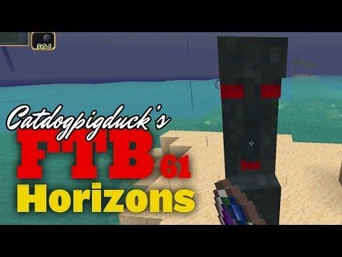FTB Horizons - Going to Tropicraft! - 061