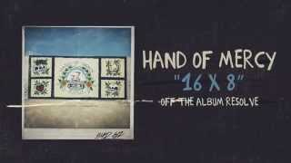 Hand Of Mercy - 16 x 8