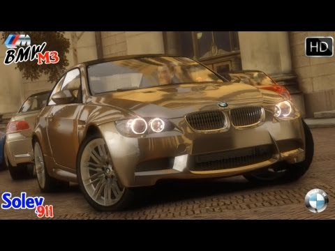 GTA 4 BMW M3 E92  !!  ENB series Extreme Graphics  [ Car mods + RealizmIV + VisualIV ]