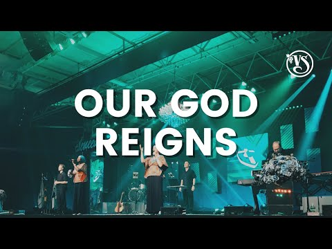 Vinesong - Our God Reigns (Lyric Video)