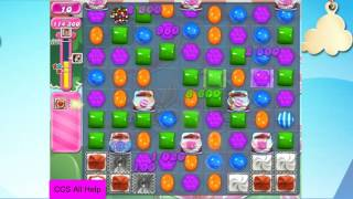 Candy Crush Saga Level 2393 NO BOOSTERS Cookie