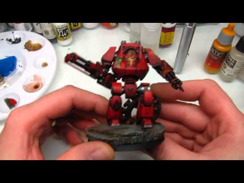 blood angel dreadnought and other stuff