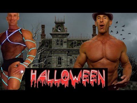 Easy, cheap, Halloween costume!