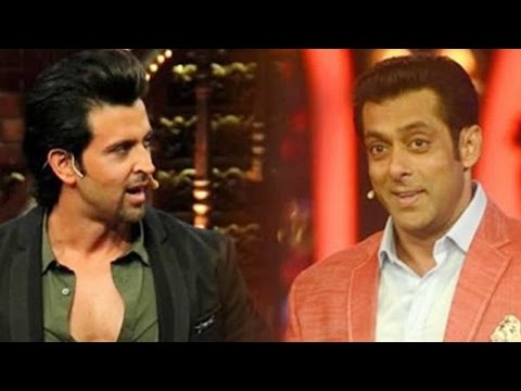 Is Salman Khan Ignoring Hrithik Roshans Bang Bang Dare?