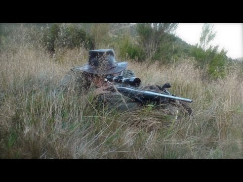 Hunting Red deer in New Zealand part 41